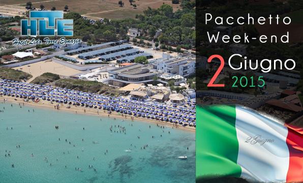 Ponte Week end del 2 Giugno mare Puglia a Monopoli