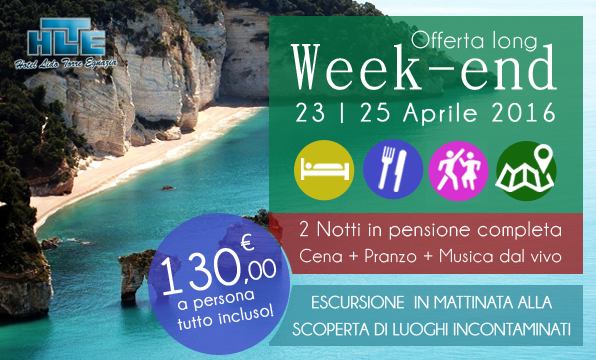 week end di primavera