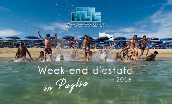 Week-end in Puglia Estate